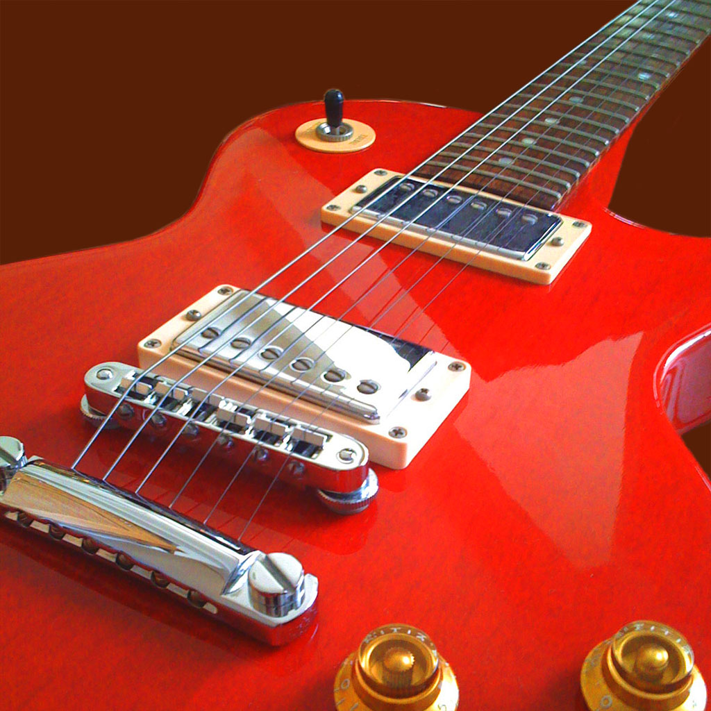 PocketGuitar - Virtual Guitar in Your Pocket app icon